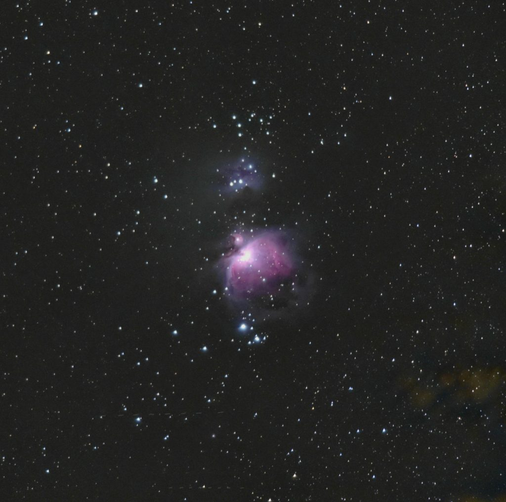 M42 color stack using Nikon D-810a